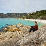 Wilsons Promontory beach view