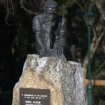 Pearl Park statue