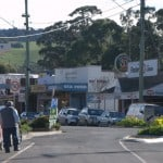 Foster Main Street intersection