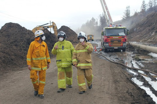 HAZELWOOD MINE FIRE