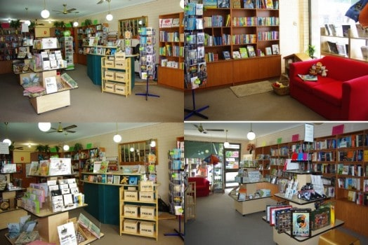 Foster's much-loved Little Bookshop is 9 years old - and looking for a new owner
