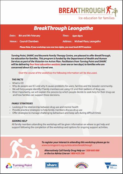 Breakthrough Leongatha